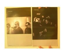 Interpol Poster 2 Sided