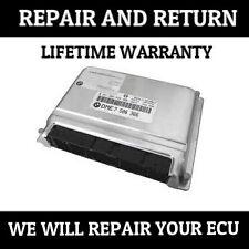 *REPAIR SERVICE* 01-06 BMW 330 ECU ECM PCM COMPUTER ENGINE CONTROL MODULE