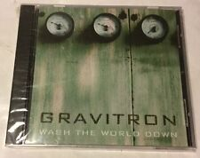 Gravitron Gravitron - Wash the World Down CD