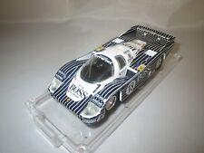 """VITESSE  Porsche 956  (24h  Le  Mans )  """"1983""""  BOSS  (dunkelblau) 1:43 OVP !"""