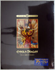 NIB Enter the Dragon 25th Anniversary Special Edition (VHS,1998) Bruce Lee