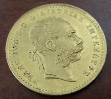 Österreich 1889 Handel 1 Gold Dukaten Au Franz Joseph I