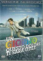 UN GIORNO QUESTO DOLORE TI SARA' UTILE (2011) di Roberto Faenza DVD EX NOLEGGIO
