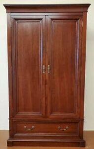 Ethan Allen Medallion Bedroom Armoire #295 Finish