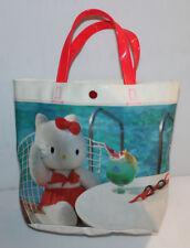 ORIGINAL Sanrio Hello Kitty Plastic Hand Bag Carrying The Beach