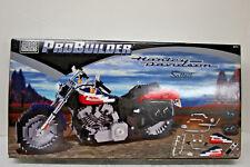 Mega Bloks Pro Builder Harley Davidson Softail  9771 Brand NEW
