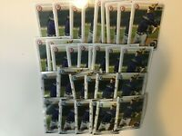ZACK BROWN 2020 BOWMAN PROSPECT CHROME PAPER ROOKIE RC BREWERS LOT OF (30)
