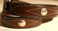 New Leather Western BUFFALO INDIAN HEAD NICKEL Belt 621