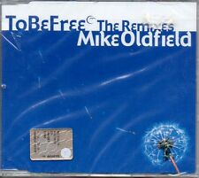 ☆ MAXI CD Mike OLDFIELDTo be free - the remixes 5-track jewel case NEW SEALED ☆