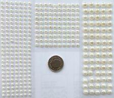 Self Adhesive Pearl Gems for Card Making Scrapbook Embellishments Wedding Craft