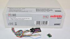 Märklin 60982 mLD3 DCC / mfx Digital- Decoder Kabel & 8pol. NEM NEU &OVP