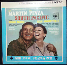 SOUTH PACIFIC - ORIGINAL BROADWAY CAST RECORDING VINYL LP AUSTRALIA