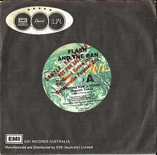 Flash & The Pan (Oz rock) promo 45rpm single-  Waiting On A Train/ Love Is A Gun