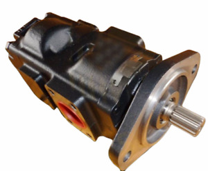 AFTERMARKET JCB 3CX 4CX HYDRAULIC PUMP-20/925340 WITH MRV (BRAND NEW)