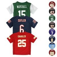 NFL Official Team Player Official Home Away Alt Jersey Collection Toddler(2T-4T)