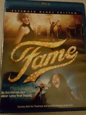 FAME EXTENDED DANCE EDITION movie BLU-RAY video