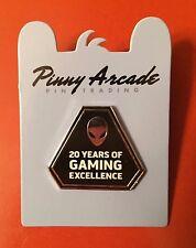 Pinny Arcade PAX Aus 2016 Alienware Pin 20 Years of Gaming Anniversary Australia