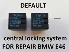 2 Neue Tyco Relais V23084-C2001-A303 GM5 BMW E46 X3 E39 E38 Grundmodul Siemens