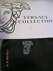 Versace Collection Socks with Medusa Logo in various sizes