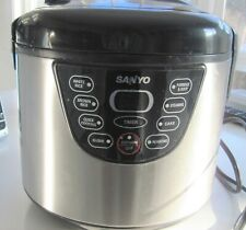 Sanyo ECJ-M100S Micro-Computerized 10-Cup Rice Cooker