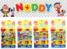 NODDY JIGSAW PUZZLES SET OF 4 VARIOUS INDIVIDUALLY BOXED PERFECT FOR CHRISTMAS