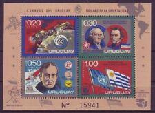 Briefmarken aus Süd- & Mittelamerika mit Raumfahrt-Motiv