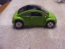 Johnny Lightning Loose Special Edition VW Concept One Green with Real Riders