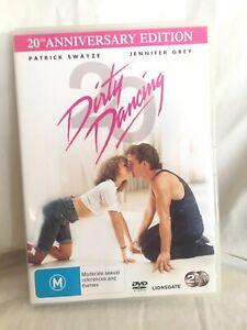 Dirty Dancing 20th Anniversary Edition DVD