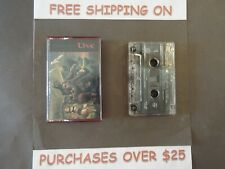 """LIVE THROWING COPPER CLUB CASSETTE """"SELLING THAT DRAMA"""" 22"""