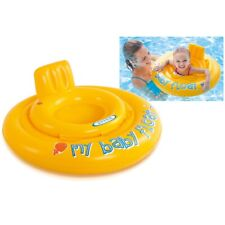 Intex My Baby Float Swimming Ring Pool Water Swim Seat Support Inflatable Aid
