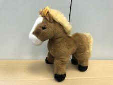 Steiff Tier 097546 Pferd 29 cm. Top Zustand