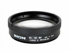 New INON UCL-165 M67 Macro Lens for 67mm Thread Underwater Attachment Lens