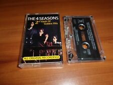2nd Vault Of Golden Hits By The 4 Seasons (Cassette 1997 Curb)