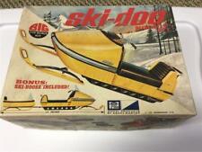 MPC Vintage 1:12 SKI-DOO Nordic 371 Kit - Box - Bombardier