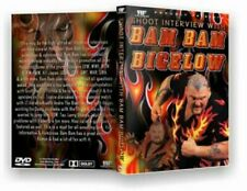 Bam Bam Bigelow Shoot DVD WWE WWF WCW AEW HOGAN GOLDBERG ANDRE HEENAN McMAHON DX