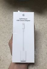 Apple Lightning to USB Camera Adapter (MD821AM/A)