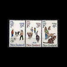 New Zealand, Sc #B89-91, MNH, 1974, Cats, CA026F