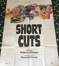 Affiche cinéma SHORT CUTS 120x160cm PosterRobert Altman