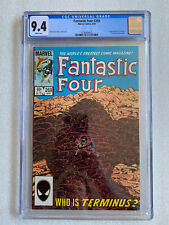 Fantastic Four #269 9.4 1st appearance of Terminus
