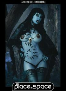 TAROT: WITCH OF THE BLACK ROSE #123 - COSPLAY PHOTO VARIANT (WK36)