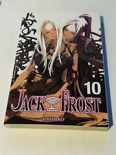 Jack Frost Vol 10 Manga English condition new.