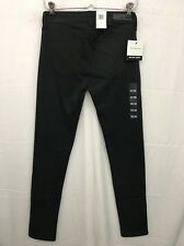 Calvin Klein  Mid Rise Skinny Sateen (color Black) Women's Size 2 NWT
