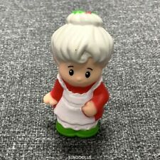Fisher-Price Little People Santa Claus workshop Christmas Nativity figure toy