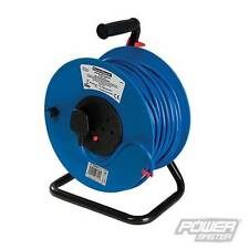 Cable Reel 240V Freestanding 50 meter long extention cord 200084