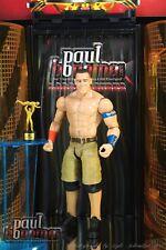 LOOSE JOHN CENA WWE MATTEL BASIC SERIES 74 FIGURE IN STOCK FREE SHIPPING!!!