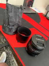 Panasonic HNS043 Lumix G 42.5mm f/1.2 Prrofessional Micro Four Thirds Lens