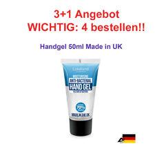 Disinkektionmittel Hand Desinfektion Gel 50 ml Handgel 3+1 Angebot Hygiene ABAV