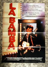 LA BAMBA * A1-FILMPOSTER - German 1-Sheet -Lou Diamond Phillips, Esai Morales ´8