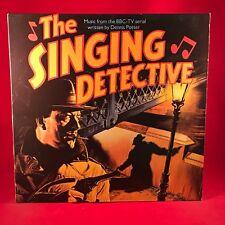 Banda Sonora Original The Singing Detective 1986GB Vinilo LP Excelente Estado A