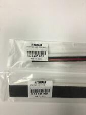 Vu34210r - Bande de feutrine superieure pour touches Pianos Yamaha